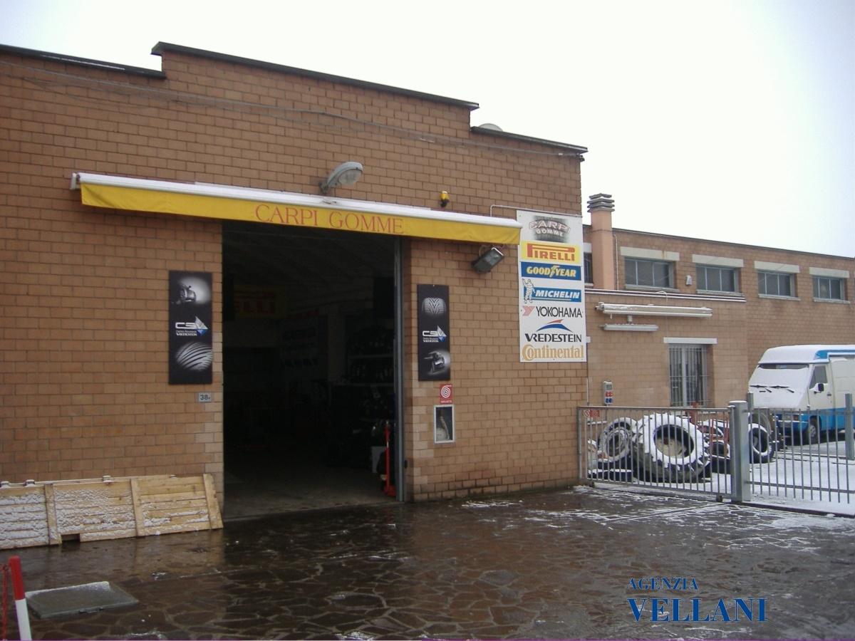 Capannone in vendita a Carpi, 2 locali, prezzo € 280.000 | CambioCasa.it